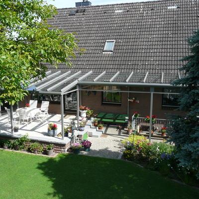 Terassendach in Celle