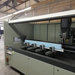 Produktion CNC Profilbearbeitung