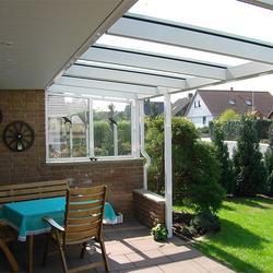 Terrassendächer - Glaserei Hein