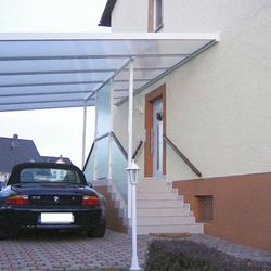 Carport mit Treppenüberdachung -Hannover