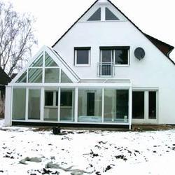 Wintergärten - Glaserei Hein