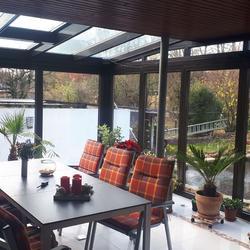 Wintergarten in Wunstorf, Innenansicht