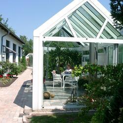 Wintergartenpark - Glaserei Hein