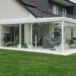 Glashäuser - Glaserei Hein