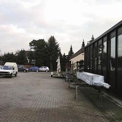 Produktion Aussenlager und Bauhof